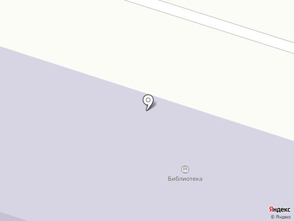Детская школа искусств г. Вихоревка на карте Вихоревки