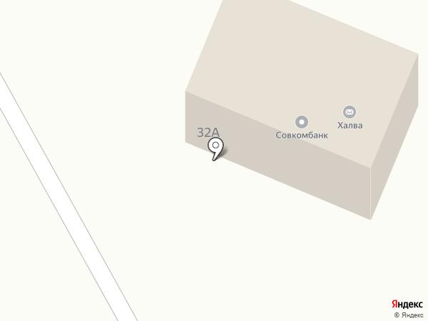 Михалыч на карте Вихоревки