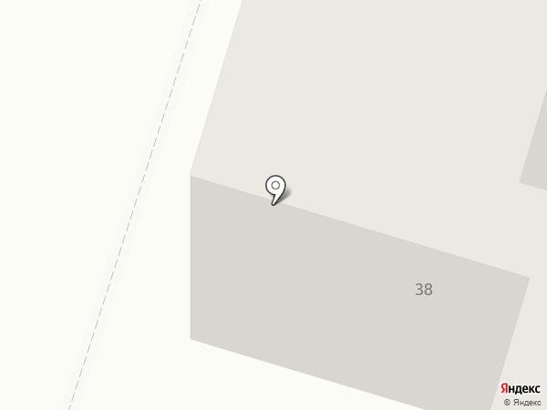 ВостСибЖАСО на карте Вихоревки