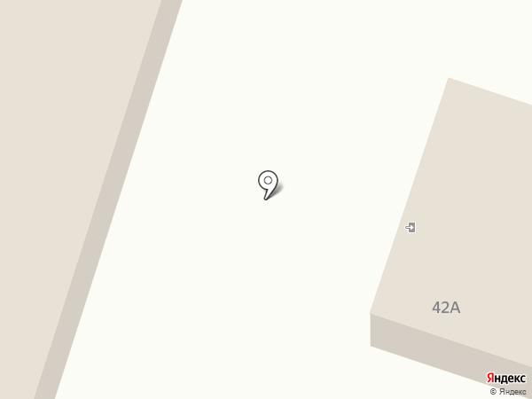 Русич на карте Вихоревки