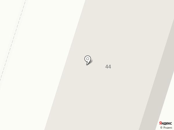 Ангара на карте Вихоревки