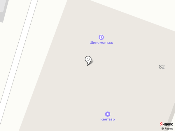 Империя уюта на карте Вихоревки