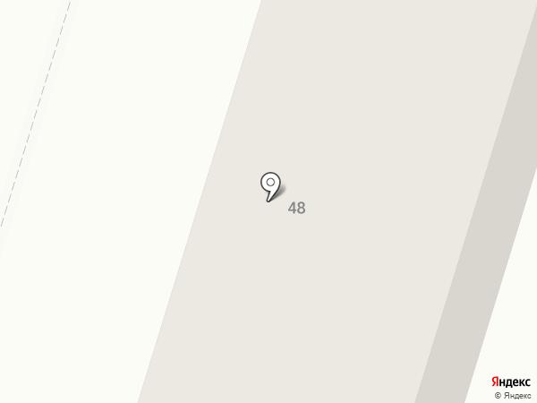 Рута на карте Вихоревки