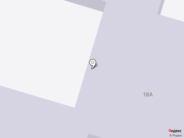 Детский сад №209 на карте Вихоревки
