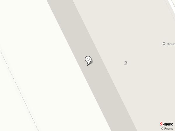 Виктория на карте Вихоревки