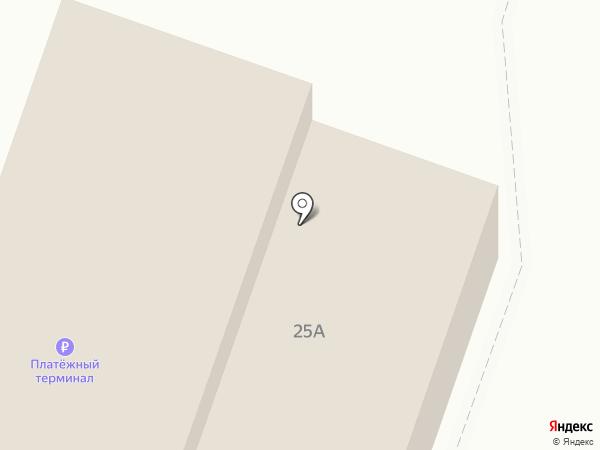 Динар на карте Вихоревки