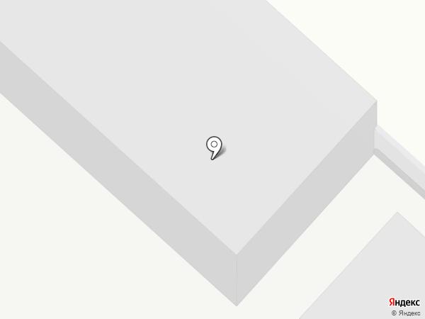 Крамз на карте Братска