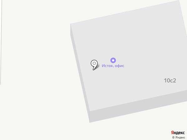 КРАСО на карте Братска