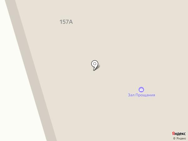 Ажур на карте Братска