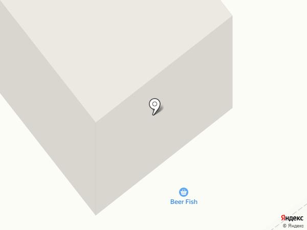 Пена на карте Братска