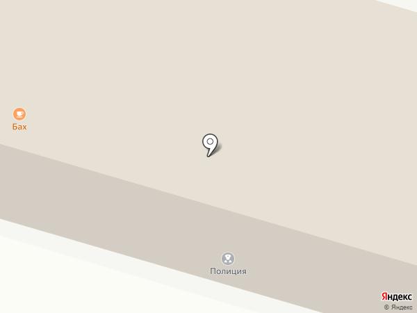 Дорожная служба г. Братска на карте Братска