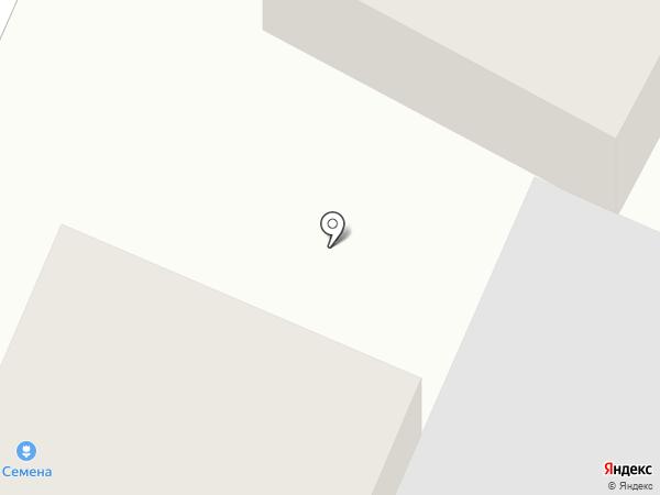 Садовый центр на карте Братска