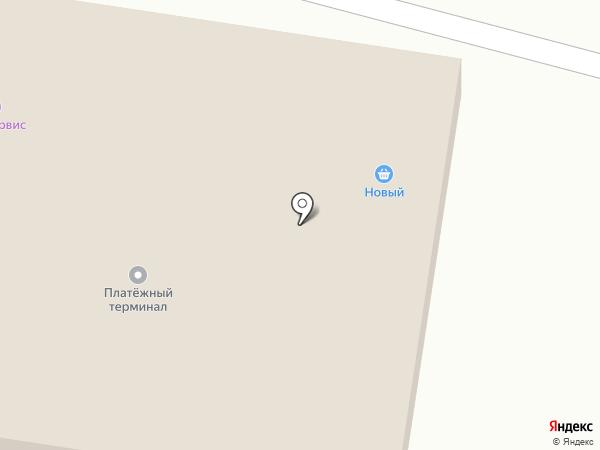 БирФлот на карте Братска