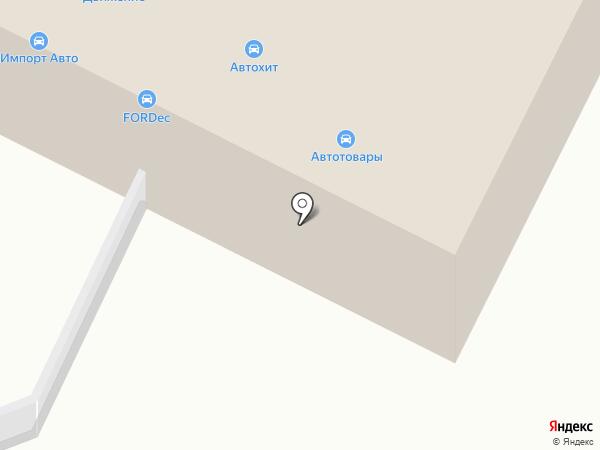 Автотрейд на карте Братска