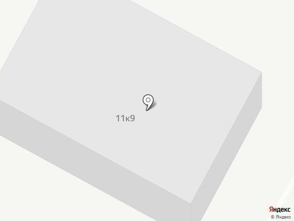 Калипсо на карте Братска