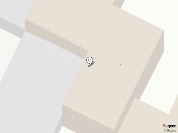 Дубынин О.В. на карте Братска