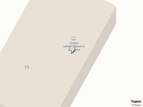 Братский территориальный отдел технологического и энергетического надзора Енисейского Управления на карте Братска