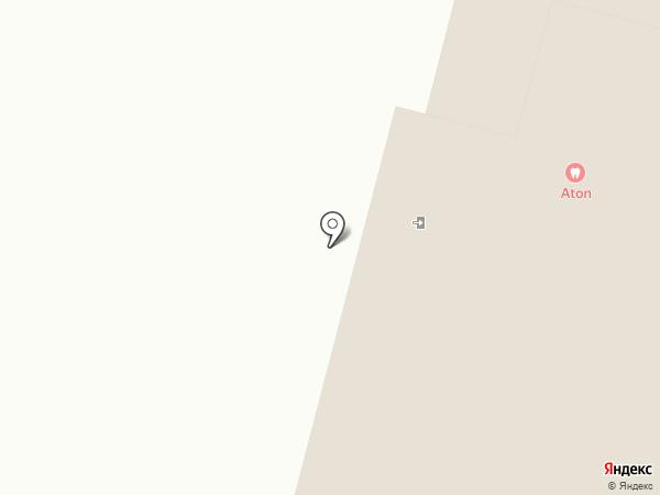 ДЕВИКА на карте Братска
