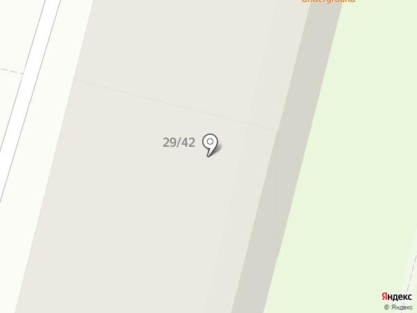 Ксения на карте Братска