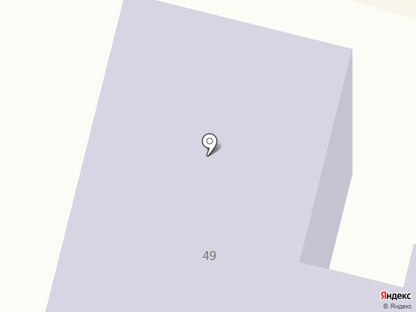 Гидротек на карте Братска