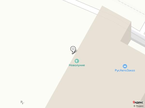 АВТОSTOP на карте Братска