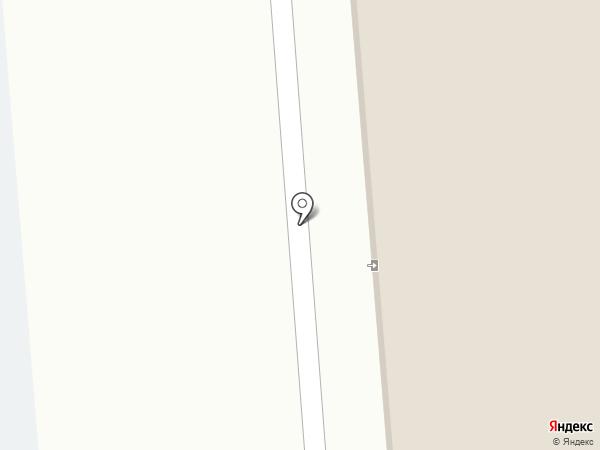Юниор на карте Братска