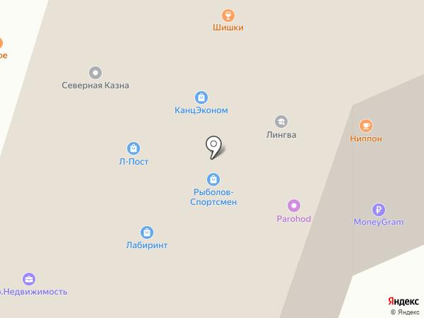 СемьСот на карте Братска