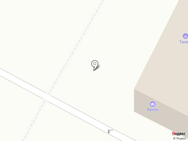 Магия Звука на карте Братска