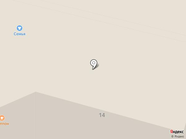 Эстель-Сервис на карте Братска
