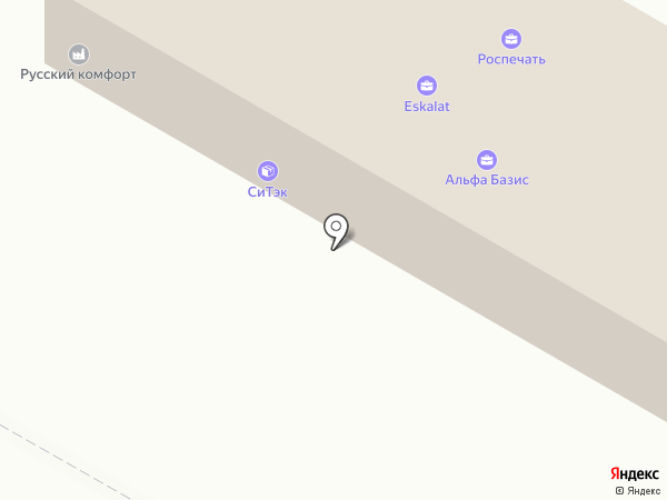 Eskalat на карте Братска