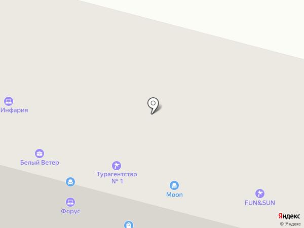 CheerНика на карте Братска