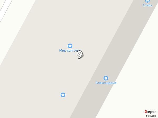 Torex на карте Братска