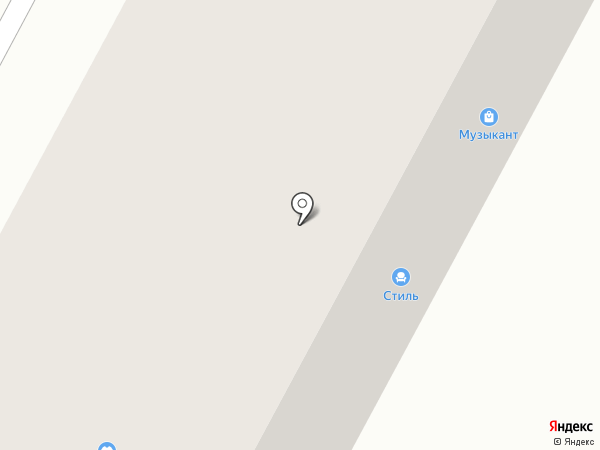 АКАДЕМИЯ ГИТАРЫ на карте Братска