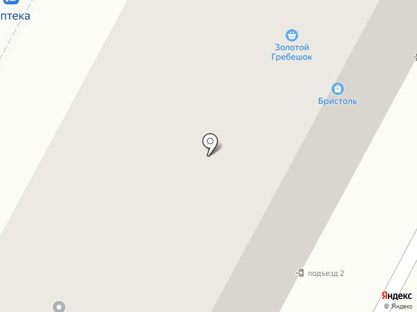 Окулюс на карте Братска