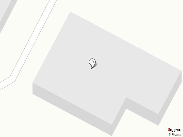 Великая стена на карте Братска
