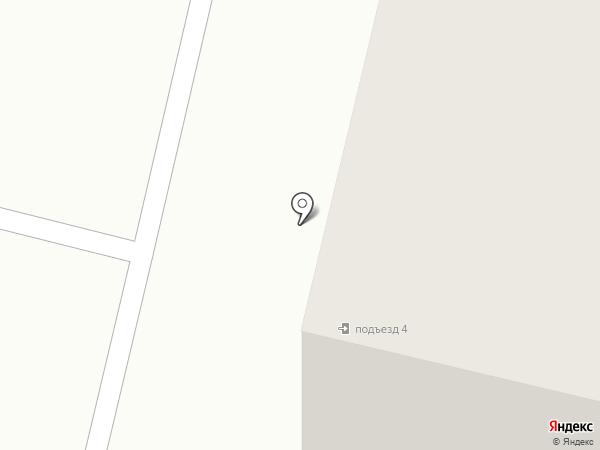 Адвокатский кабинет Капендюхиной М.А. на карте Братска