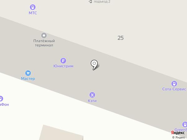 Escape на карте Братска