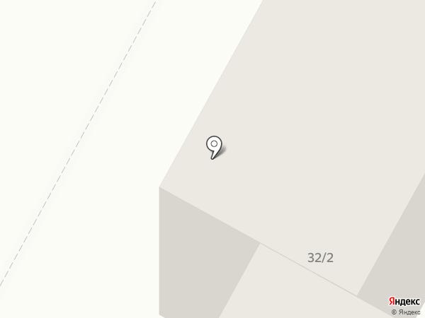 Центр озонотерапии на карте Братска