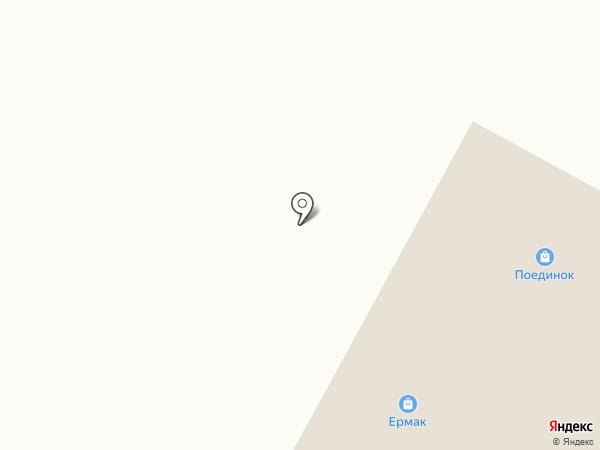 Пивной бочонок на карте Братска