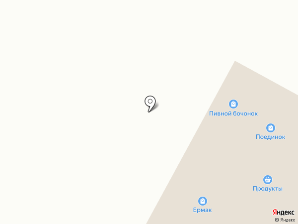 Форвард на карте Братска