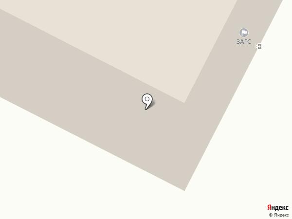 ЗАГС Братского района на карте Братска