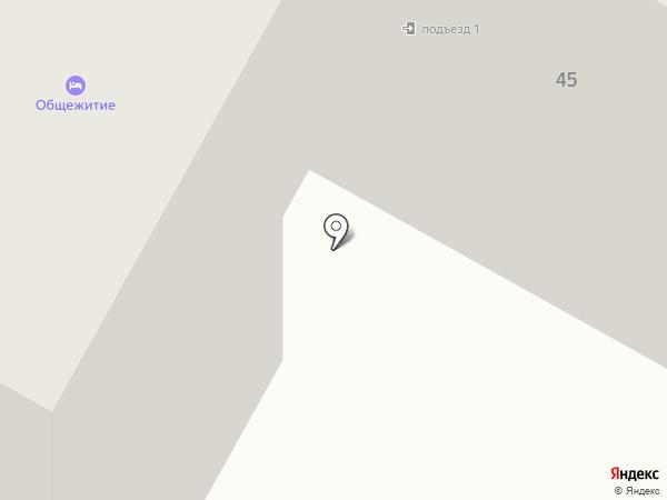 Социальная парикмахерская на карте Братска