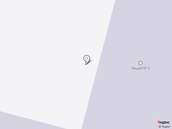 ЗАРЯ на карте Братска
