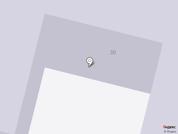 Православная гимназия во имя святителя Иннокентия, митрополита Московского на карте Братска