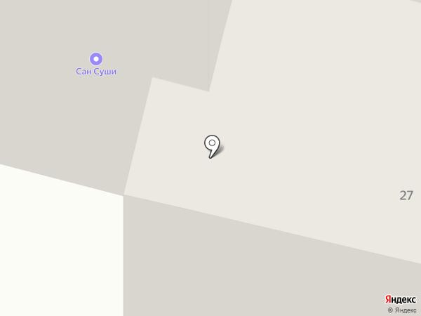 Градус на карте Братска