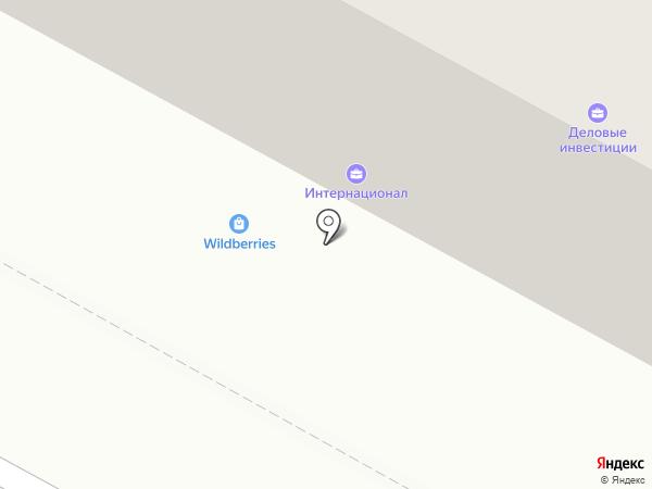 Золотой фонд, КПК на карте Братска