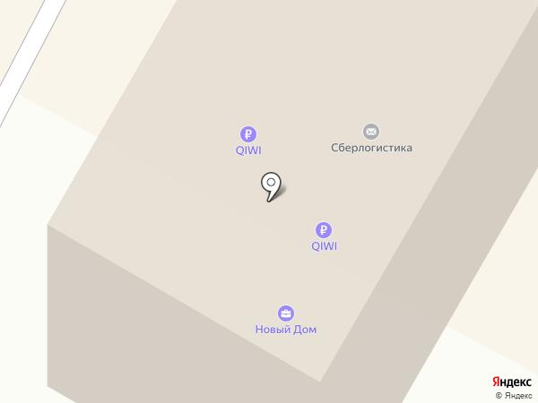 БВК на карте Братска