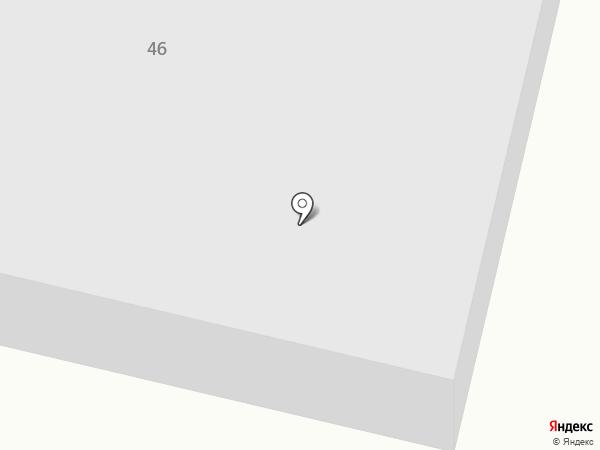 А1 на карте Братска