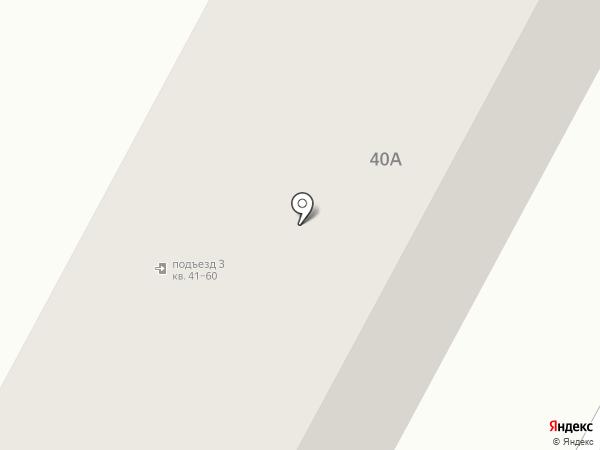 Катюшка на карте Братска