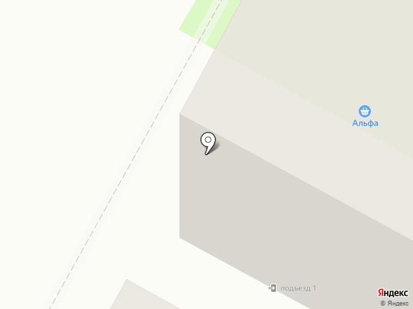 NPS на карте Братска